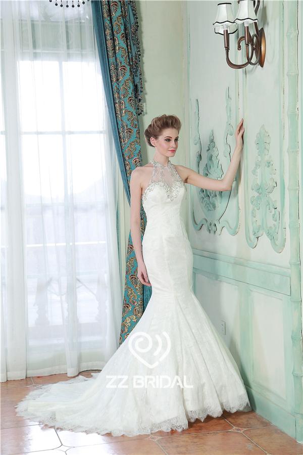 婚纱手绘与实物