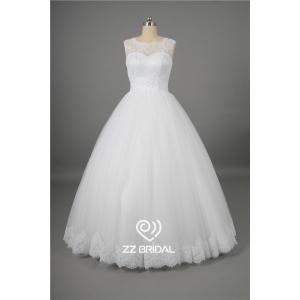 Täuschung Hochzeitskleid, Ball Gown Brautkleid wieder aus Brautkleid