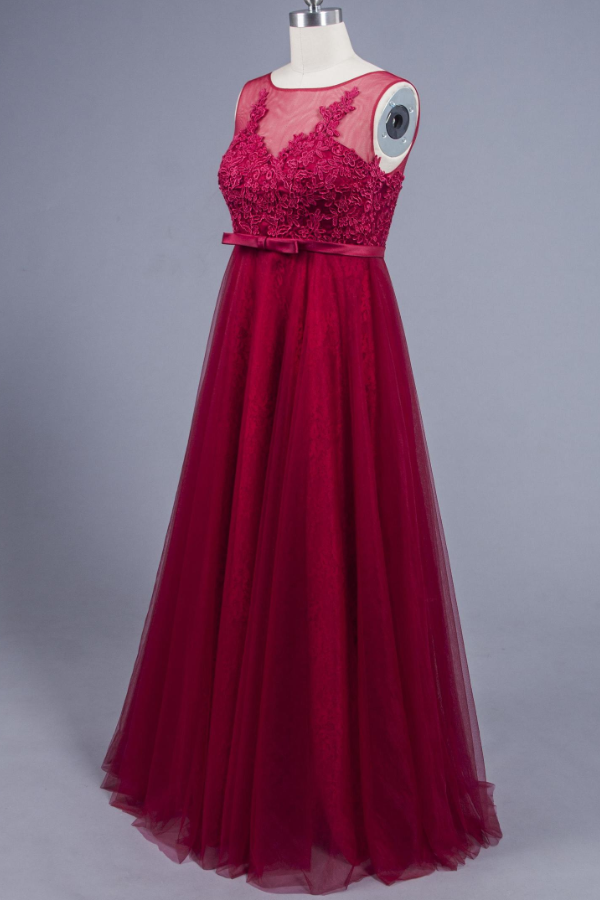 Latest Design Simple Maxi ZZ-E0013 Floor Length Soft Lace And Lace ...