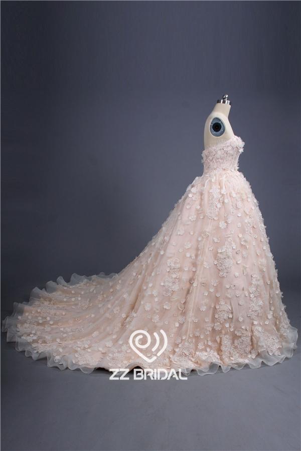 Vestido de novia, vestido de novia, vestido de Novia de encaje