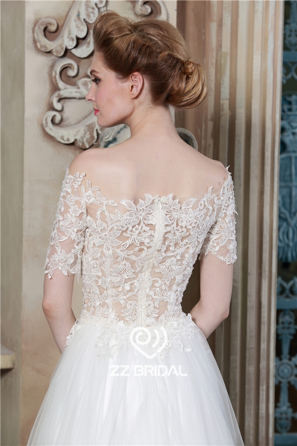 Wedding dress styles for short brides wedding dress for How much to clean and preserve a wedding dress