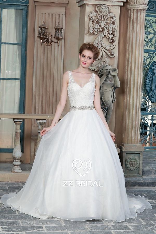 Vestido de boda, vestido de boda, vestido nupcial,